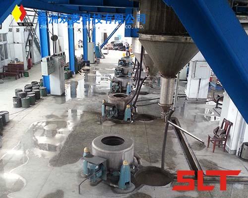 水雾化制粉设备