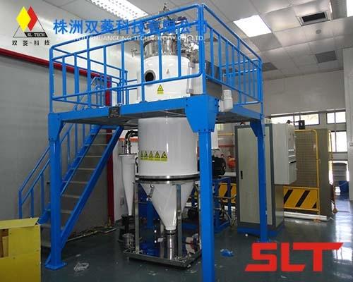 实验型雾化制粉设备