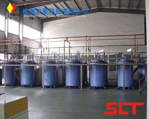 天津中频碳化炉